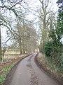 Road to Park Farm - geograph.org.uk - 1712732.jpg