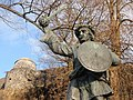 Rob Roy's statue - geograph.org.uk - 1049179.jpg