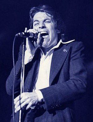 Robert Palmer (singer) - Image: Robert Palmer Sunset Strip (edit)