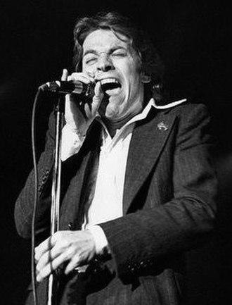 Robert Palmer (singer) - Image: Robert Palmer Sunset Strip (edit)