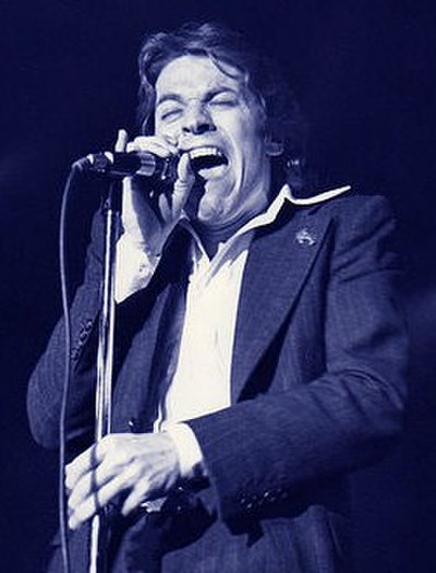 Picture of a band or musician: Robert Palmer