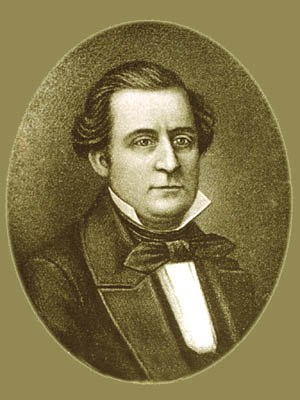 Lieutenant Governor of Louisiana - Image: Robert Wickliffe