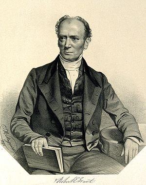 Robert Edmond Grant - Grant in 1852 aged 59