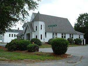 Rochester, Massachusetts - Rochester Town Hall