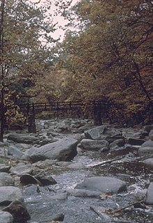 Rock Creek (Potomac River tributary) tributary of the Potomac River in Maryland and Washington, D.C., United States