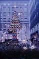 Rockefeller Center Christmas tree, New York, 1970 - Flickr - PhillipC.jpg