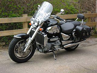 Triumph Rocket III British motorcycle