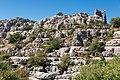 Rocks El Torcal de Antequera karst 7 Andalusia Spain.jpg
