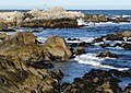 Rocks at the Asilomar State Beach.jpg