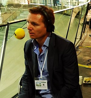 Roger Black British sprinter