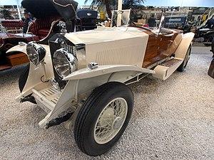 Rolls Royce Phantom II Boattail Tourer pic-1.JPG