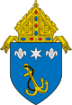 Roman Catholic Archdiocese of Anchorage.svg