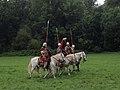 Roman Cavalry Reenactment - Roman Festival at Augusta Raurica - August 2013-028.JPG