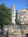 Romanesque Church tower, Uzes - panoramio.jpg