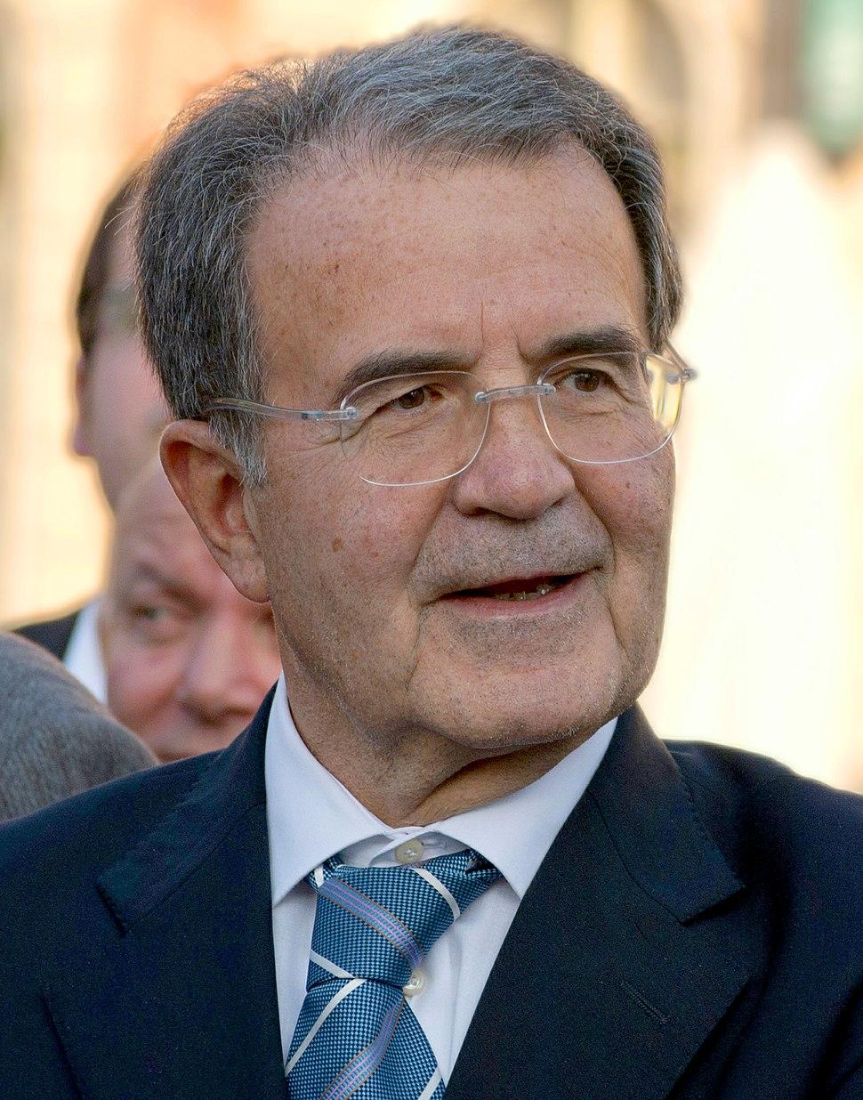 Romano Prodi in Nova Gorica (2c)