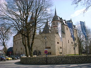 Romrod - Schloss Romrod