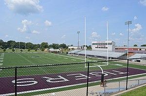 Ron Finley Stadium - Image: Ron Finley Stadium, Campbellsville