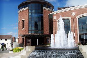 Rose Theatre Fountain