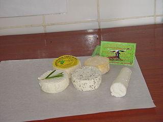 Le fromage de Provence dans Les Fromages