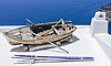 Rowing boat on a house roof - Fira - Santorini - Greece - 02.jpg
