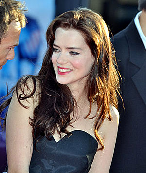 Roxane Mesquida - Mesquida at the Deauville American Film Festival on 3 September 2010
