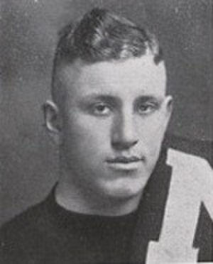 1923 All-Pro Team - Tackle Link Lyman