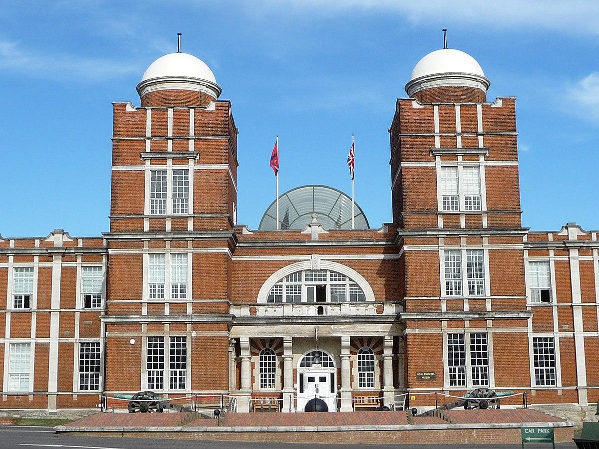 Royal Engineers Museum - Wikipedia