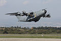 Royal Air Force A400M Atlas taking off from RAF Akrotiri (45158461).jpg