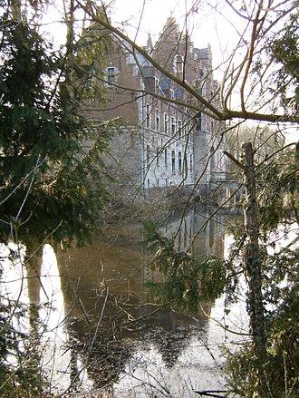 Elewijt Castle - Image: Rubenskasteel Elewijt
