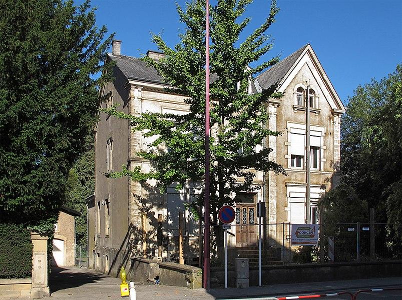 Building in Rumelange, 62 rue des Martyrs