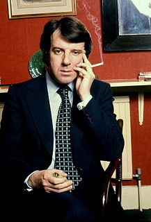 Russell Harty English television presenter