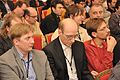 Russian Delegation on WMF Conference 2013, Milano 01.jpg