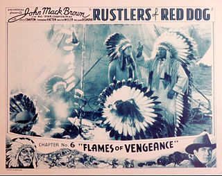 <i>Rustlers of Red Dog</i> 1935 film by Lew Landers