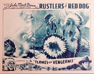 Rustlers of Red Dog - Lobby card