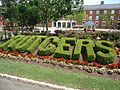 Rutgers University hedge with letters spelling R U T G E R S.jpg