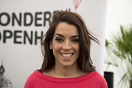 Ruth Lorenzo, ESC2014 Meet & Greet 02.jpg