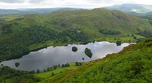 Rydal Water - Image: Rydalwater