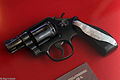 S&W J-Frame revolver at Tula State Museum of Weapons.jpg