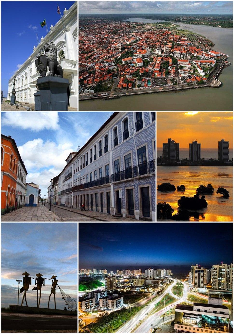 São Luis do Maranhão-Montagem