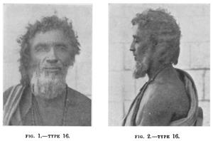 Hadendoa - Hadendoa man (1913).