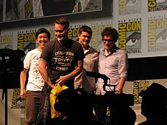 SDCC13 - Lego The Movie panel (9348023528).jpg
