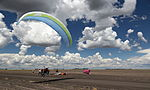 SEQ Paragliding learn to thermal course at Dalby (21145483383).jpg