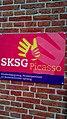 SKSG Picasso sign, Groningen (2020) 01.jpg