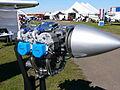 SMA SR305-230 diesel engine on display.JPG