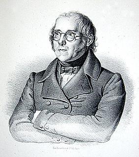 Steen Steensen Blicher Danish writer