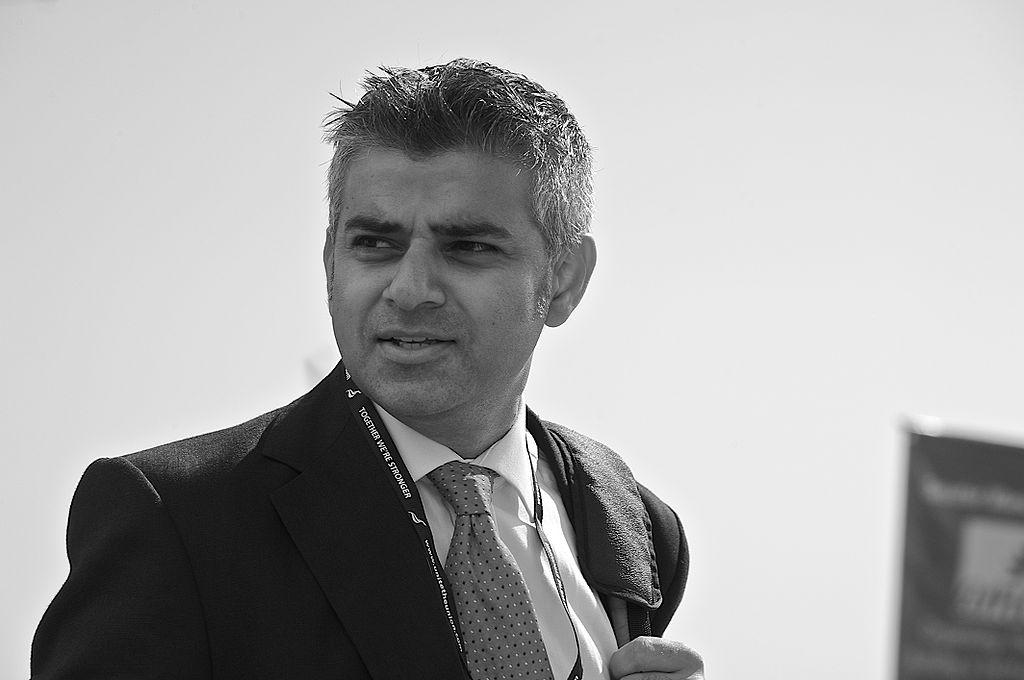Sadiq Khan, September 2009