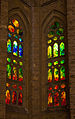 Sagrada Familia Stained Glass Evening (5839011233).jpg