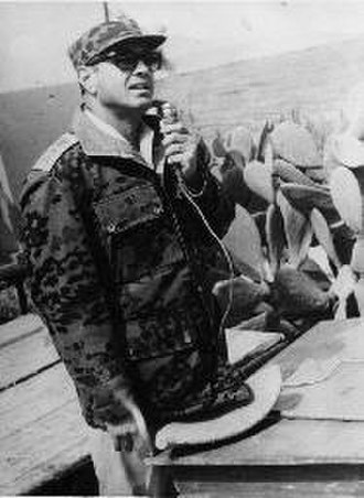Operation Badr (1973) - Lt. Gen. Saad El Shazly was responsible for planning a crossing offensive