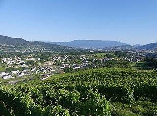 Saint-Jeoire-Prieuré French commune in the Auvergne-Rhône-Alpes region