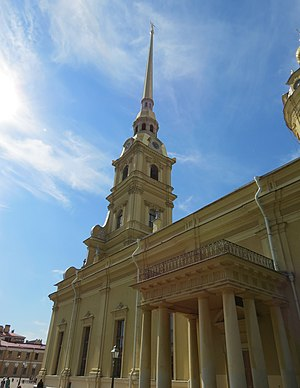 Saint-Petersberg, Peter Paul cathedral (11).jpg, автор: Perfektangelll